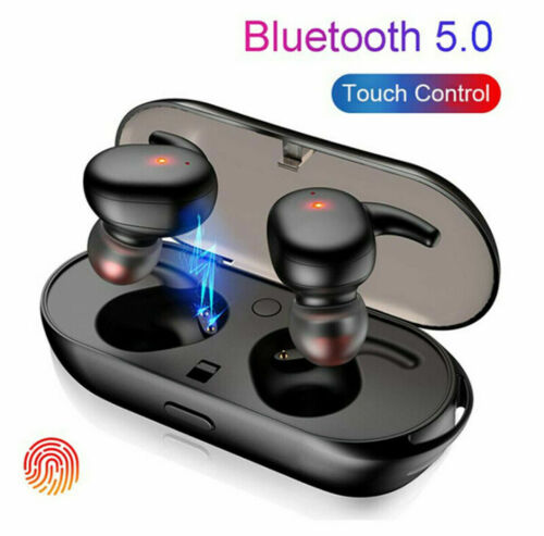 Bluetooth 5.0 Headset TWS Wireless Earphones Mini Earbuds Pods Stereo Headphones <br/> ⭐⭐⭐⭐⭐✔Latest 5.0 Version✔Next Day Delivery✔Best Quality