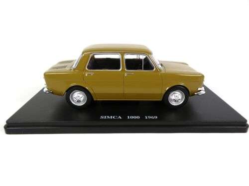 Simca 1000 (1969)  - 1/24 Salvat Voiture miniature Diecast model car E006