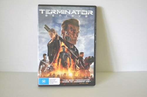 Terminator - Genisys (DVD, 2015) - Pre owned very good condition