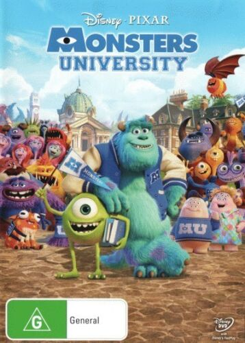 Monsters University - Dvd Like new