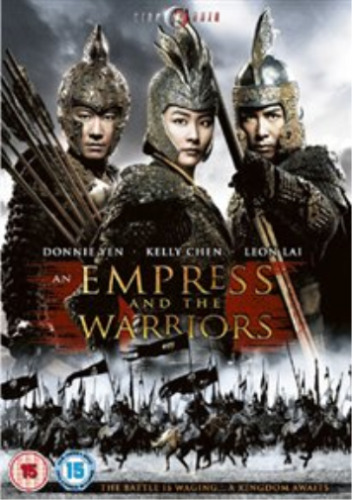 Donnie Yen, Xiaodong Guo-Empress and the Warriors DVD NEW