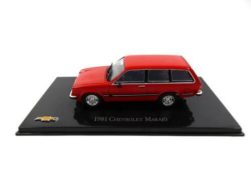 Chevrolet Marajó (1981) - 1:43 Voiture Diecast Model Car General Motors CH63