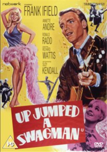 Frank Ifield, Suzy Kendall-Up Jumped a Swagman DVD NEW