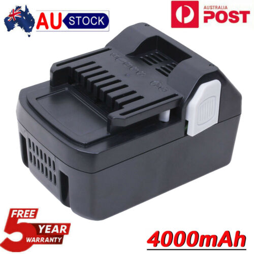 18V Battery for Hitachi Li-Ion 4.0AH BSL1815 BSL1830 BSL1840 BSL1850 CJL8DSL 18V