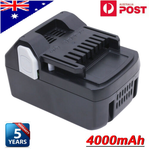 18V 4.0Ah For HITACHI BSL1860 BSL1830 18V BSL1840 BSL1850 BSL1815X CJ18DSL 33067