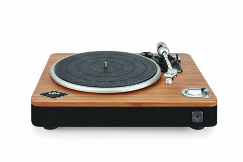 House of Marley Stir-It-Up Wireless Bluetooth Turntable - Black