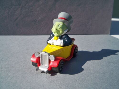 Voiture miniature - Matchbox disney série n°8 Jimmy Cricket 1979