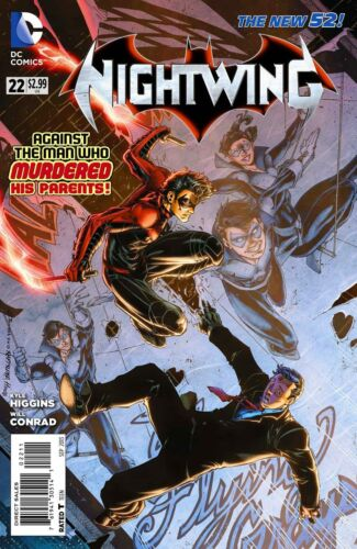 Nightwing (The New 52) #22