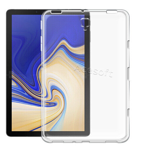 For Sprint Samsung Galaxy Tab S4 10.5 SM-T837P Shatterproof Case Soft Slim Cover