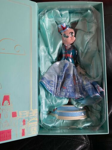 Minnie Mouse The Main Street Attraction Figure Limited Edition IN HAND