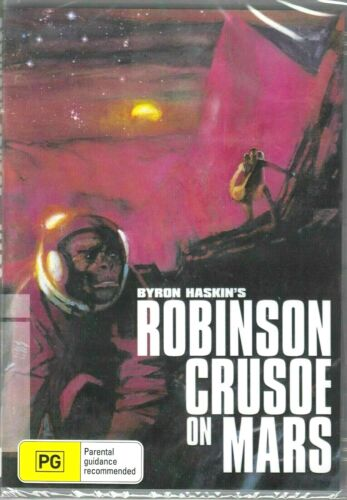Robinson Crusoe on Mars -   New and Sealed DVD