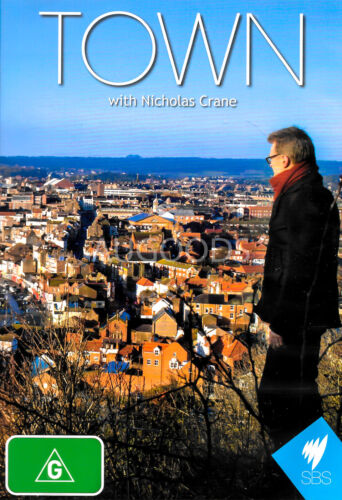TOWN WITH NICHOLAS CRANE - Series Region All Rare- Aus Stock DVD NEW