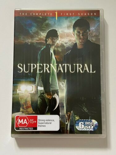 SUPERNATURAL Season 1 *6 Disc Set*