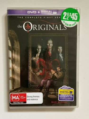 THE ORIGINALS Season 1 *5 Disc Set* VGC