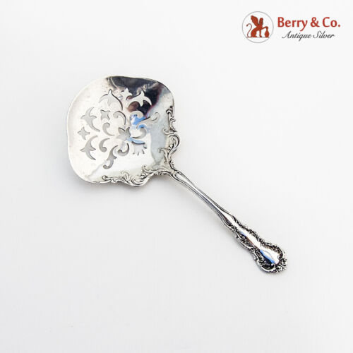 Old Atlanta Irving Candy Nut Spoon Wallace Sterling Silver 1900