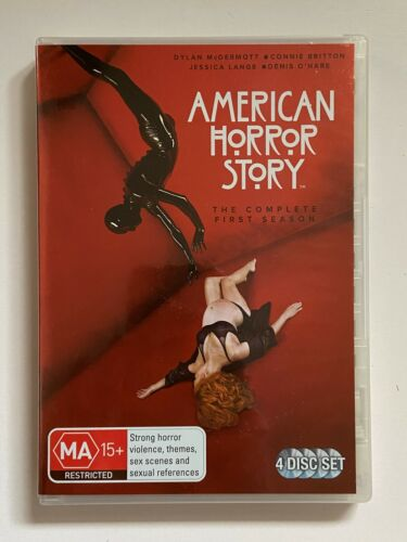 AMERICAN HORROR STORY Season 1 *4 Disc Set*