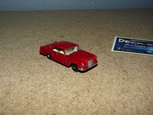 matchbox lesney voiture mercedes benz 220 se n°53