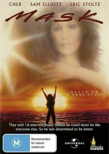 Mask - Cher  New and Sealed DVD
