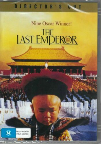 The Last Emperor - Peter O'Toole  New and Sealed  DVD