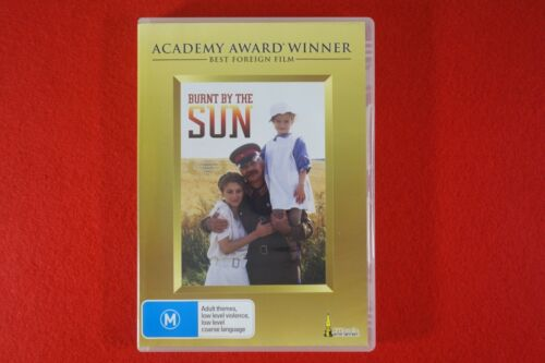 Burnt By The Sun - DVD - Free Postage !!
