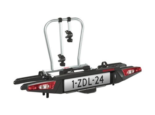 Yakima Foldclick 2, 8002495, 2 Bike Carrier, Towball Mounted Rear Bicycle Rack