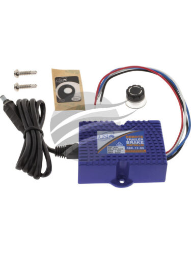 Baxters Control User Remote Head Electric Trailer Brake Controller 1-2 AXLES