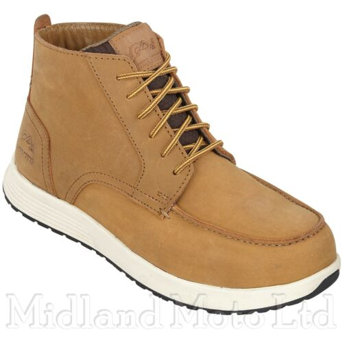 Himalayan Metal Free Safety Composite Toe Cap S3 Nubuck Leather Work Boots 4416