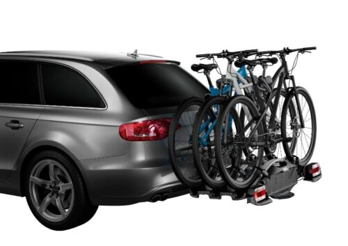 Thule VeloCompact 927002 - Tow Ball Mount 3 Bike Carrier