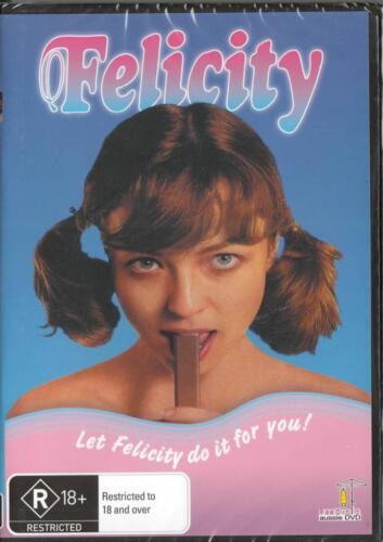 FELICITY - ALL TIME 70'S CLASSIC! -  NEW DVD FREE LOCAL POST