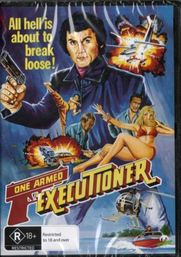 ONE ARMED EXECUTIONER - NEW & SEALED REGION 4 DVD FREE LOCAL POST
