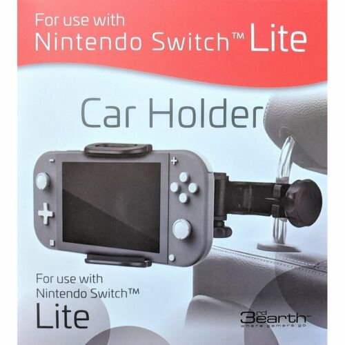 3rd Earth Nintendo Switch Lite Car Holder with Adjustable Arm