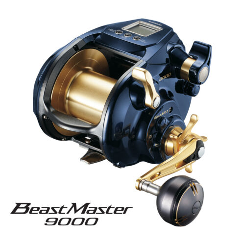 Daiwa Tanacom 750 Electric Fishing Reel BRAND NEW @ Ottos Tackle World