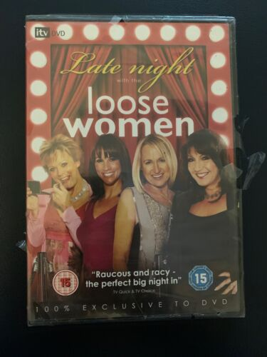 Loose Women: Late Night with the Loose Women [DVD] [2009],  Brand New Sealed