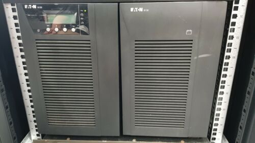 Eaton 9130 UPS with battery expansion and network card 3000va