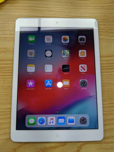 Apple iPad Air 1st Gen. 16GB, Wi-Fi , 9.7in - Silver