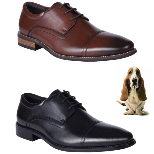 Mens Hush Puppies Welch Shoes