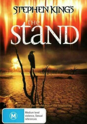 THE STAND - STEPHEN KING - NEW & SEALED DVD FREE LOCAL POST