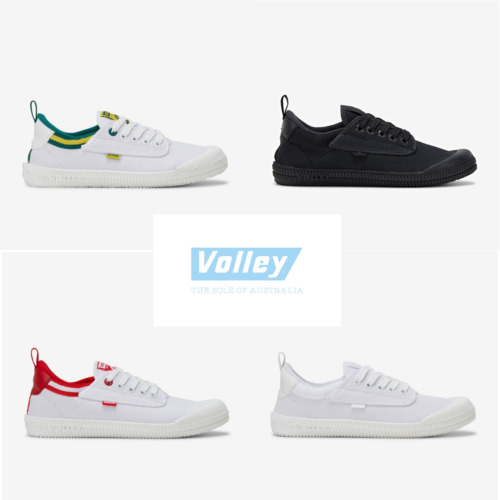 Mens Adult Volley Heritage Low Shoes