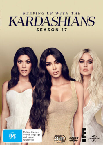 Keeping Up with The Kardashians: Season 17  - DVD - NEW Region 4, 2