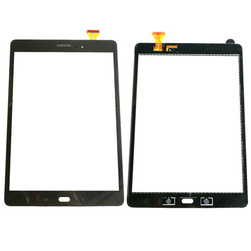 Black Touch Screen Glass Digitizer For Samsung Galaxy Tab A 9.7 SM-T550 T550NU