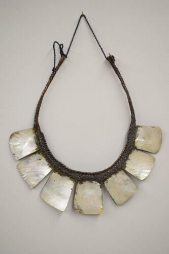 Necklace Ifugao Mother of Pearl Status Necklace
