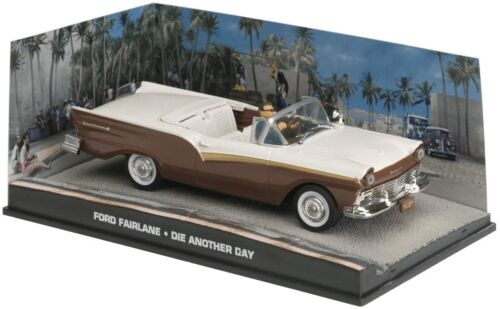 Ford Fairlane 500 Skyline James Bond 007 - 1:43 Voiture Model Car DY047