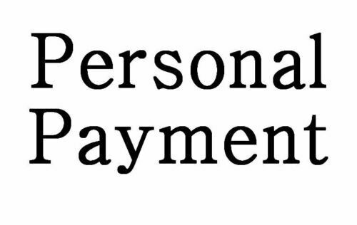 Personal Payment
