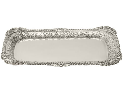 Antique Sterling Silver Snuffer/Pen Tray by William Bateman I - George III