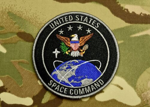 United States Space Command Embroidered Patch Department Of DefenseNavy - 66533