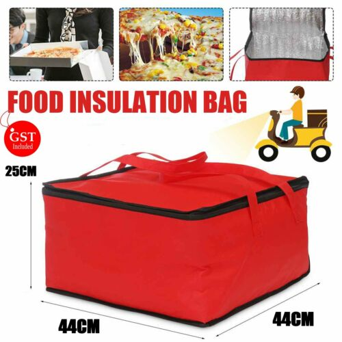 44*44*25 Insulated Pizza Delivery Bag Carry Backpack for uber Food Delivery Bag