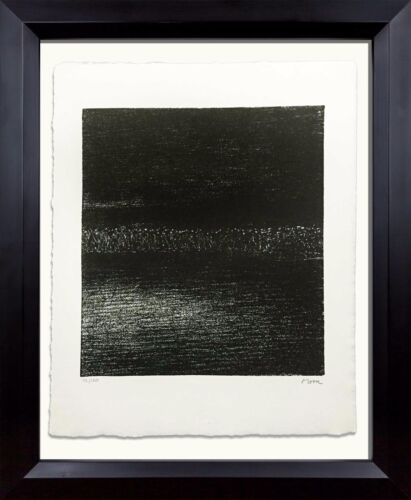 """Henry MOORE Lithograph Hand SIGNED  """"Multitude II"""" LTD. Ed. no.72 w/Frame"""