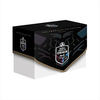 State Of Origin - Complete Collection 1980-2018 ( 76 Disc Set ) BRAND NEW REG 4