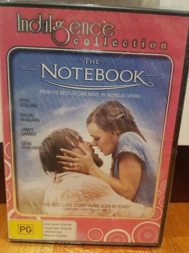 BRAND NEW SEALED The Notebook Indulgence collection DVD
