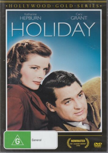 Holiday - Cary Grant New and Sealed DVD